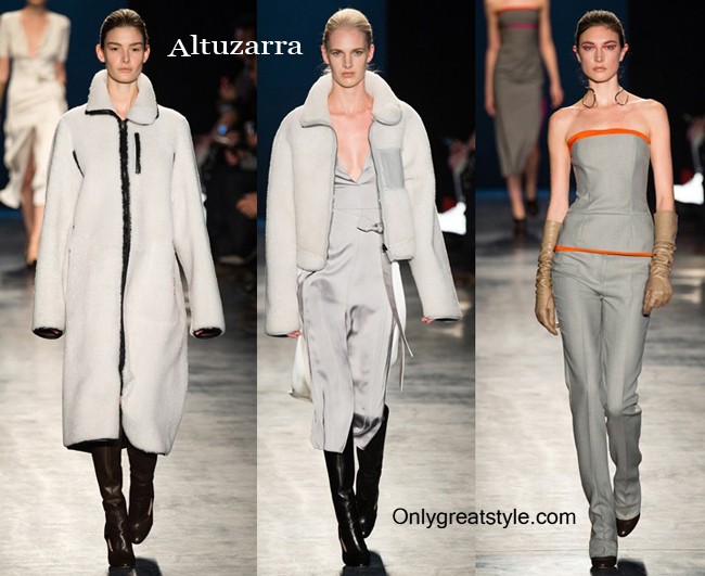Fashion trends Altuzarra 2014 2015 womenswear