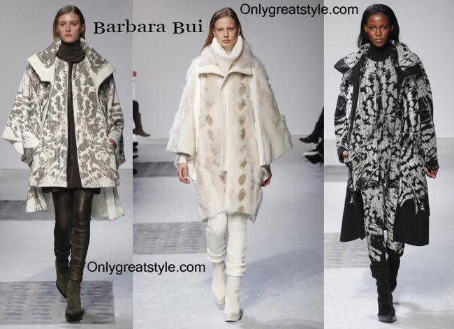 Fashion trends Barbara Bui 2014 2015 womenswear