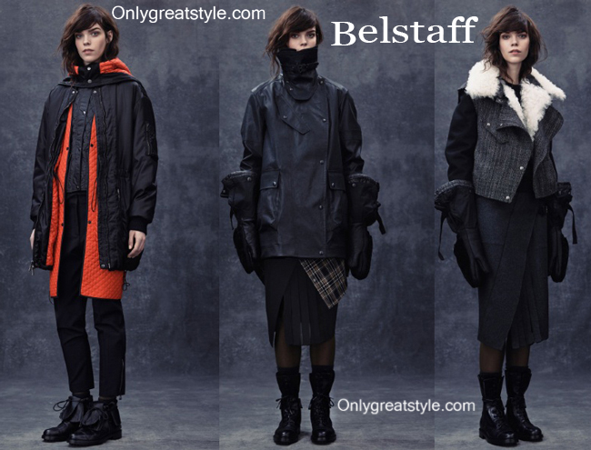 Fashion trends Belstaff 2014 2015 womenswear