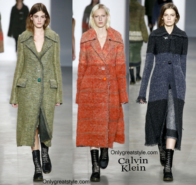 Fashion trends Calvin Klein 2014 2015 womenswear