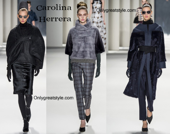 Fashion trends Carolina Herrera 2014 2015 womenswear