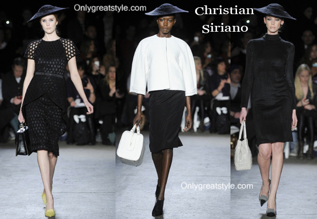 Christian Siriano handbags and Christian Siriano shoes