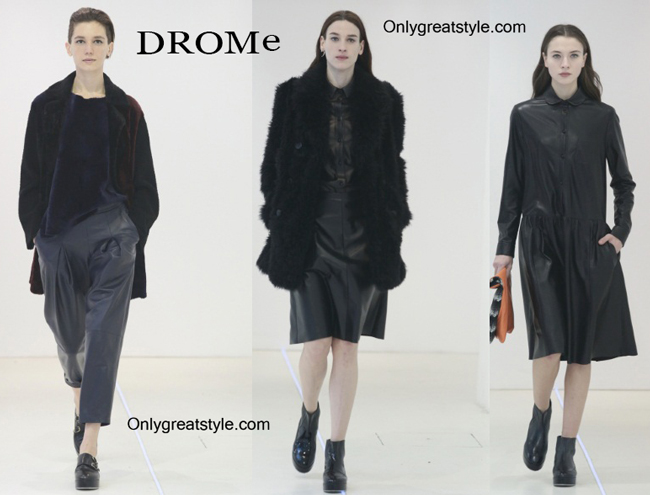 DROMe clothing accessories fall winter