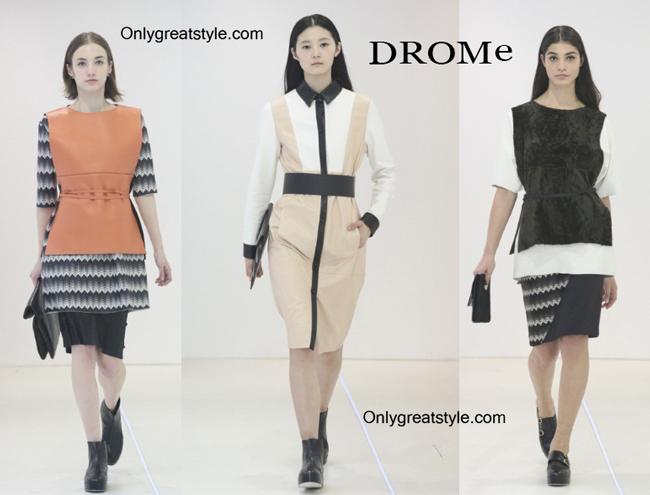 DROMe handbags and DROMe shoes