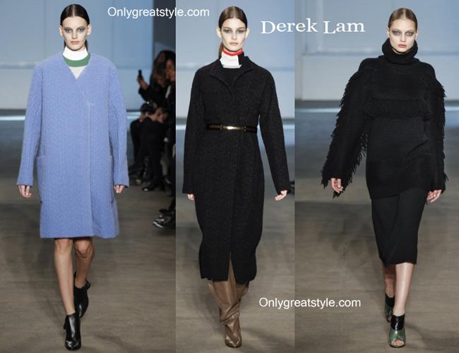 Derek Lam clothing accessories fall winter