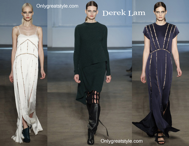 Derek Lam fashion clothing fall winter