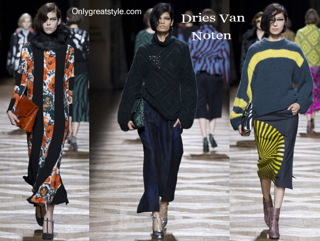 Dries Van Noten handbags and Dries Van Noten shoes