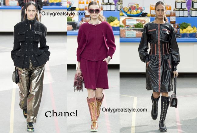 Fashion Chanel handbags and Chanel shoes