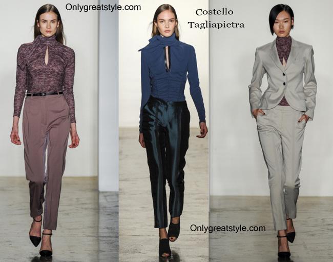 Fashion Costello Tagliapietra shoes womenswear