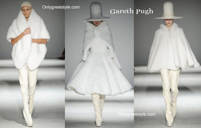 Gareth Pugh clothing accessories fall winter
