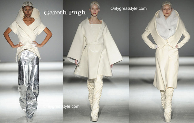 Gareth Pugh fashion clothing fall winter
