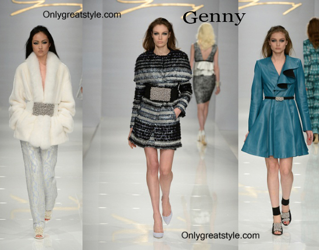 Genny clothing accessories fall winter