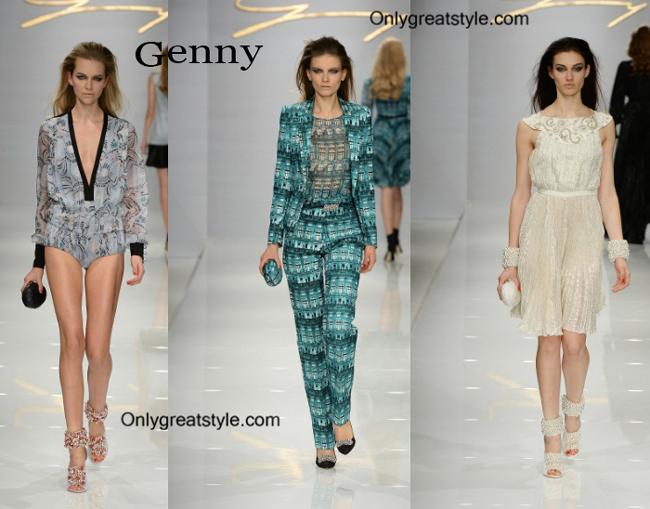 Genny handbags and Genny shoes