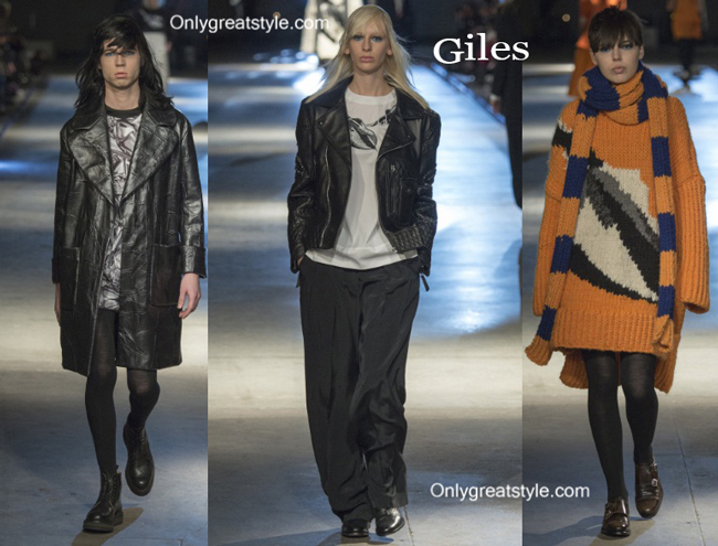 Giles boots and Giles shoes fall winter