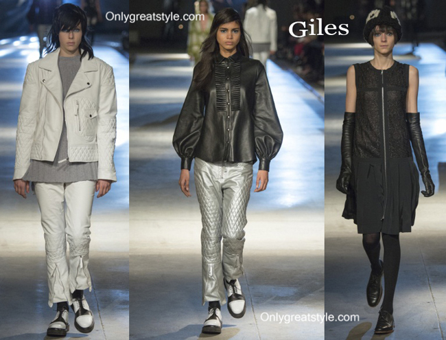 Giles clothing accessories fall winter