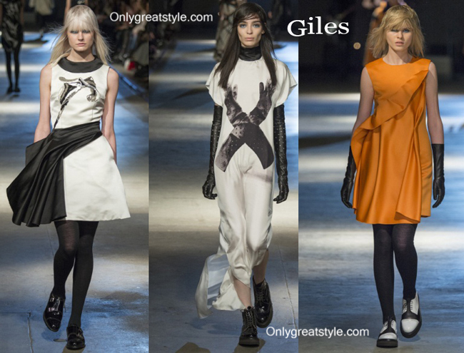 Giles fashion clothing fall winter