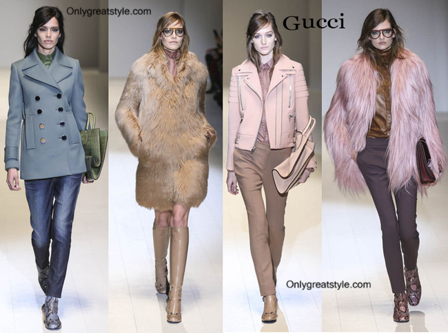 Gucci clothing accessories fall winter