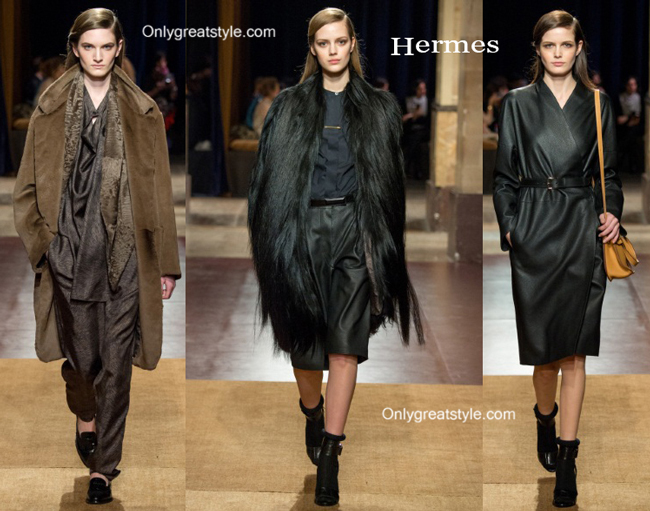 Hermes handbags and Hermes shoes
