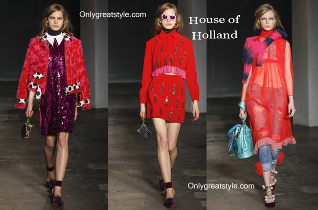 House of Holland handbags House of Holland shoes