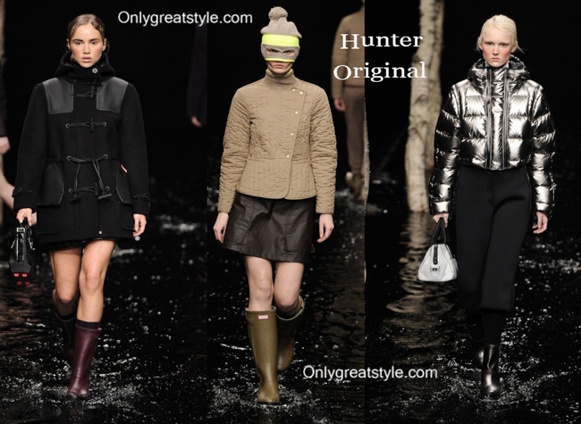 Hunter Original clothing accessories fall winter