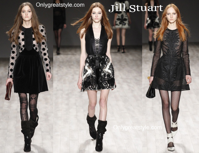 Jill Stuart handbags and Jill Stuart shoes