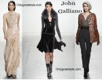 John-Galliano-fall-winter-2014-2015-womenswear-fashion