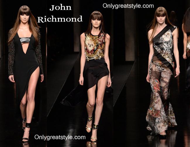 John Richmond fashion clothing fall winter