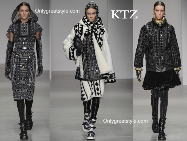 KTZ clothing accessories fall winter