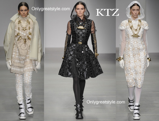 KTZ fashion clothing fall winter