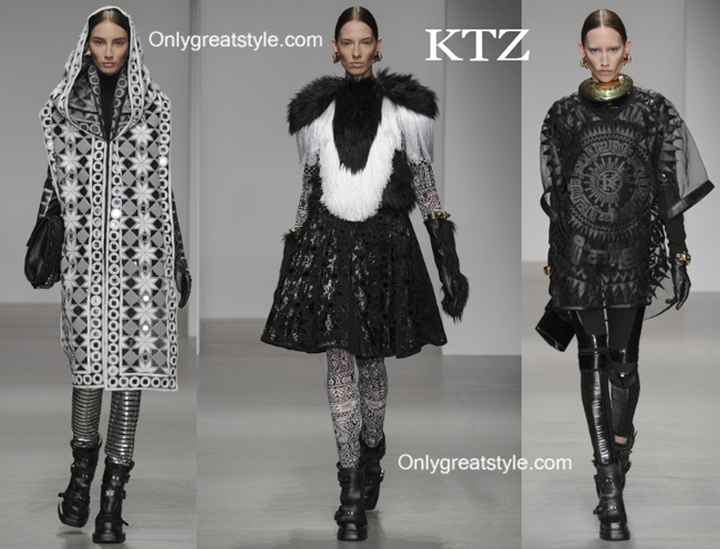 KTZ handbags and KTZ shoes