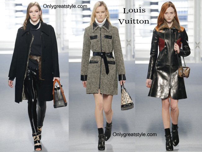 Louis Vuitton clothing accessories fall winter