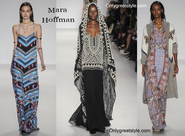 Mara Hoffman clothing accessories fall winter