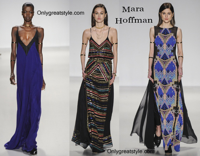 Mara Hoffman fashion clothing fall winter