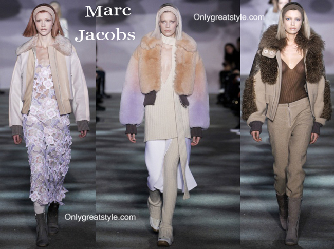 Marc Jacobs clothing accessories fall winter