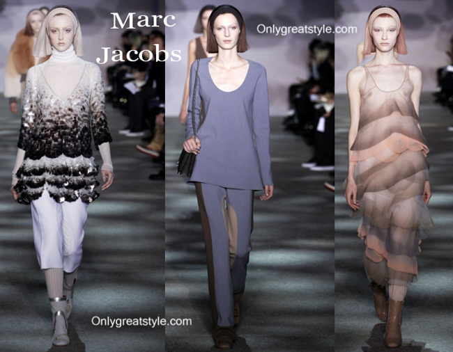 Marc Jacobs fashion clothing fall winter