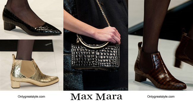 Max Mara handbags and Max Mara shoes