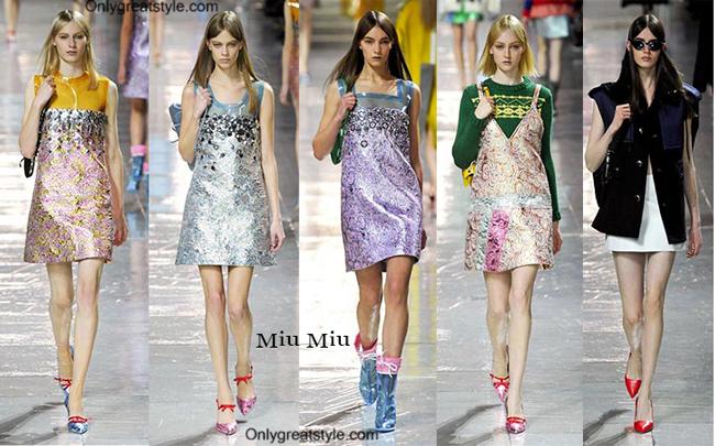 78a499646d33 Miu Miu fall winter 2014 2015 womenswear fashion