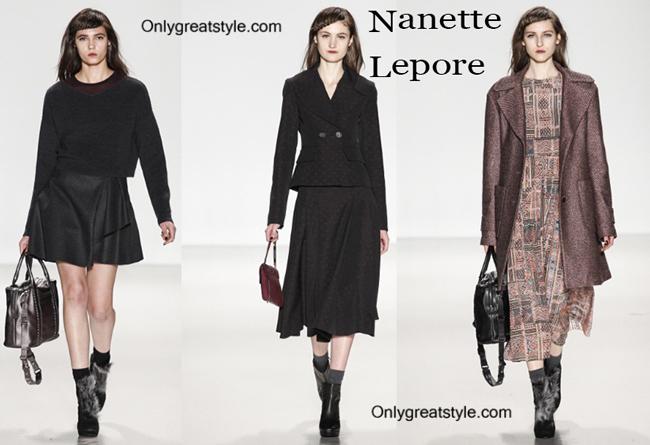 Nanette Lepore handbags and Nanette Lepore shoes