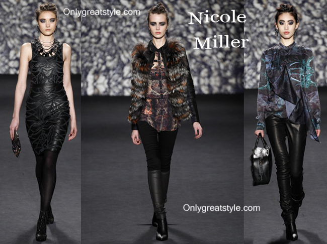 Nicole Miller handbags and Nicole Miller shoes