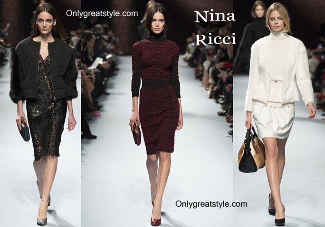 Nina Ricci handbags and Nina Ricci shoes