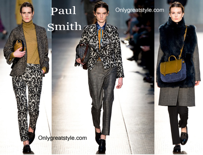 Paul Smith handbags and Paul Smith shoes