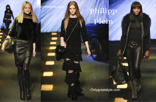 Philipp Plein handbags and Philipp Plein shoes