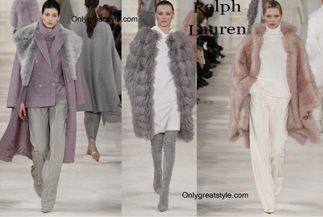 Ralph Lauren clothing accessories fall winter