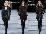 Saint-Laurent-fall-winter-2014-2015-womenswear-fashion