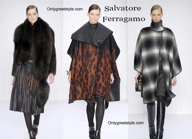 Salvatore Ferragamo clothing accessories fall winter