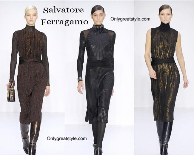 Salvatore Ferragamo fashion clothing fall winter