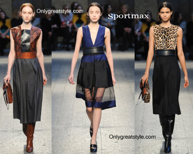 Sportmax handbags and Sportmax shoes