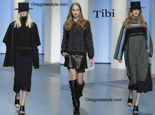 Tibi boots and Tibi shoes
