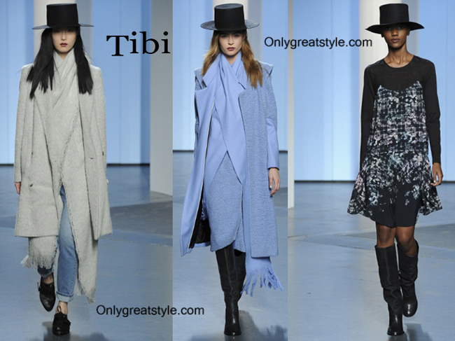 Tibi clothing accessories fall winter