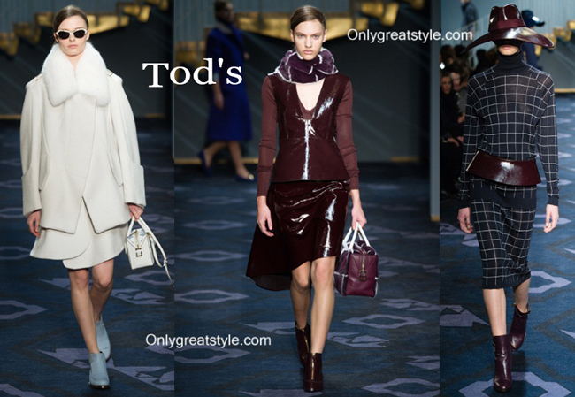 Tod's clothing accessories fall winter